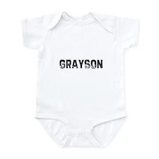 Grayson Infant Bodysuit