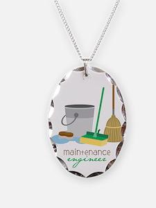 Maintenance Engineer Necklace