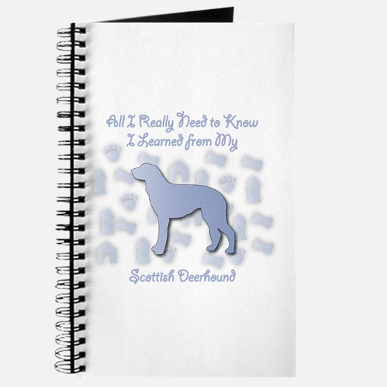 Learned Deerhound Journal