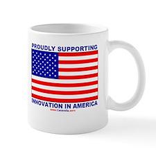 Innovation in America 2-fer Decal Mug
