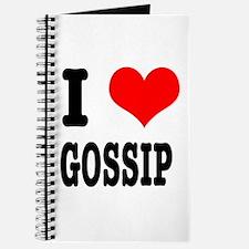 I Heart (Love) Gossip Journal