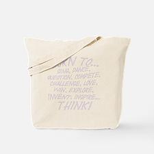 Born to... Tote Bag