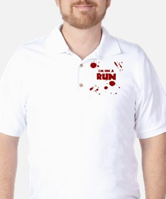 I'm on a run T-Shirt