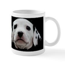 Dalmatian Puppy face Mug