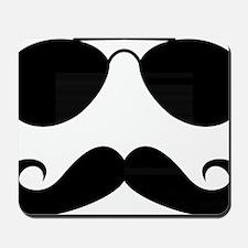 Mustache-025-A Mousepad