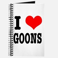 I Heart (Love) Goons Journal