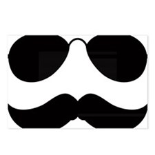 Mustache-049-A Postcards (Package of 8)