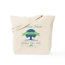 Atria Welcome Lilian Tote Bag