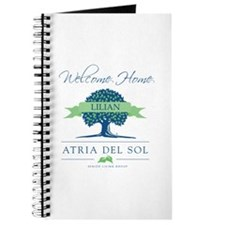 Atria Welcome Lilian Journal