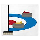 Curling Duvet Covers