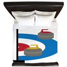 Curling King Duvet
