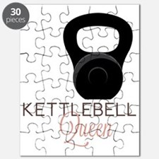 Kettlebell Queen Puzzle