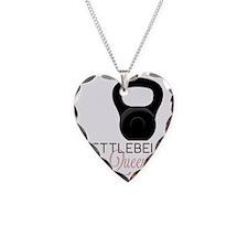 Kettlebell Queen Necklace
