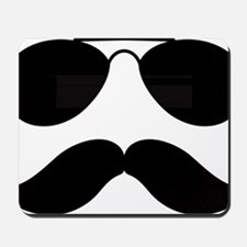 Mustache-048-A Mousepad