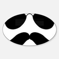 Mustache-048-A Decal