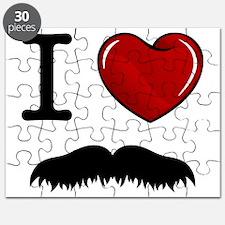 Mustache-008-A Puzzle