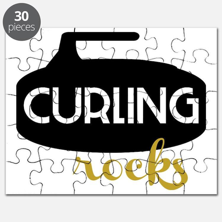 Curling Rocks Puzzle