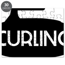 Curling Stone Puzzle