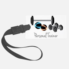 Personal Trainer Luggage Tag