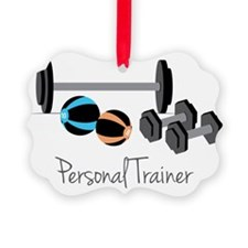 Personal Trainer Ornament
