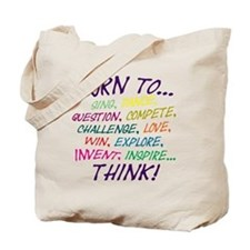 Born To... Tote Bag