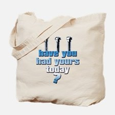 Screws... Tote Bag