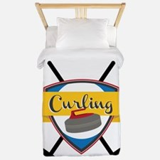 Championship Curling Twin Duvet