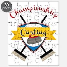 Championship Curling Puzzle