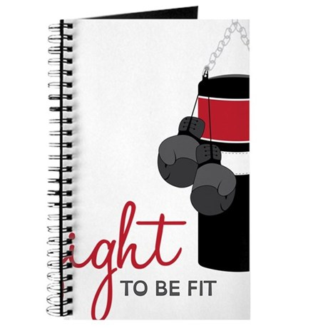 Fight to be Fit Journal