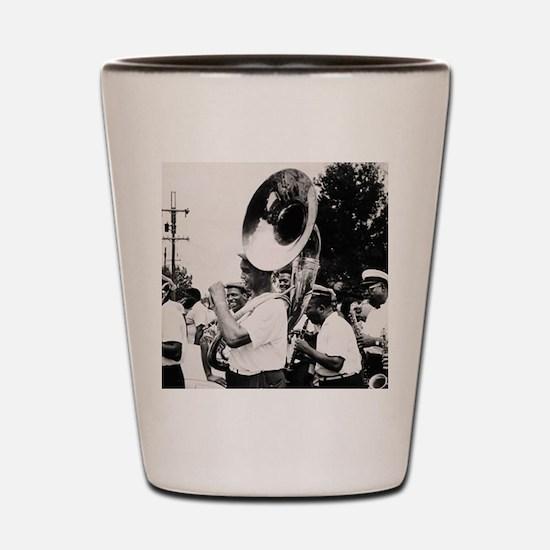 usa tuba history 0 Shot Glass