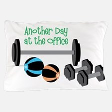 At The Office Pillow Case