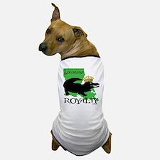 Louisiana Royalty Dog T-Shirt