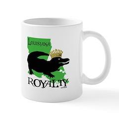 Louisiana Royalty Mug