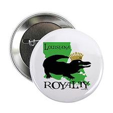 Louisiana Royalty Button