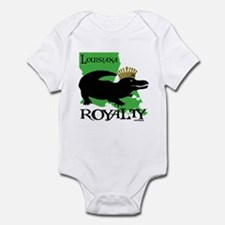 Louisiana Royalty Infant Bodysuit