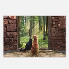 Doorway into Forever nc Postcards (Package of 8)