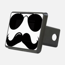 Mustache-087-A Hitch Cover