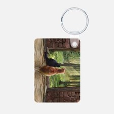 Doorway into Forever nv Keychains