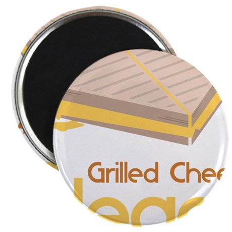 Grilled Cheese Please Magnet
