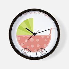 New Addition Wall Clock