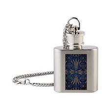 Antique Flask Necklace