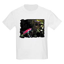 Walt Fieldsa's Koi Pond T-Shirt