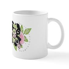 Sweet Pink Ladybug Mug