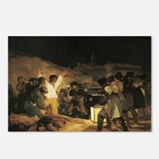 Francisco de Goya The Thi Postcards (Package of 8)