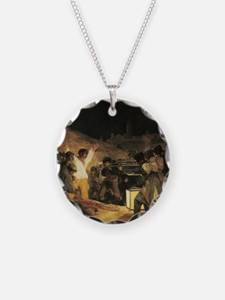 Francisco de Goya The Third  Necklace