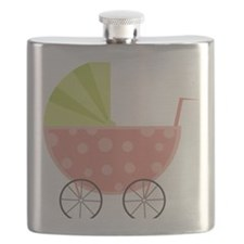 Baby Carriage Flask