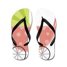 Baby Carriage Flip Flops