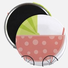 Baby Carriage Magnet