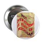 Flat Michigan Button