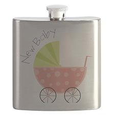 New Baby Flask